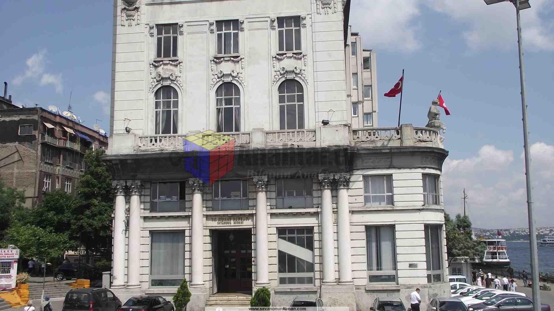 Ziraat Bankası Karaköy ŞubesiFotoğraf: Sevan Onur Duman