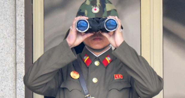 north korea survelliance