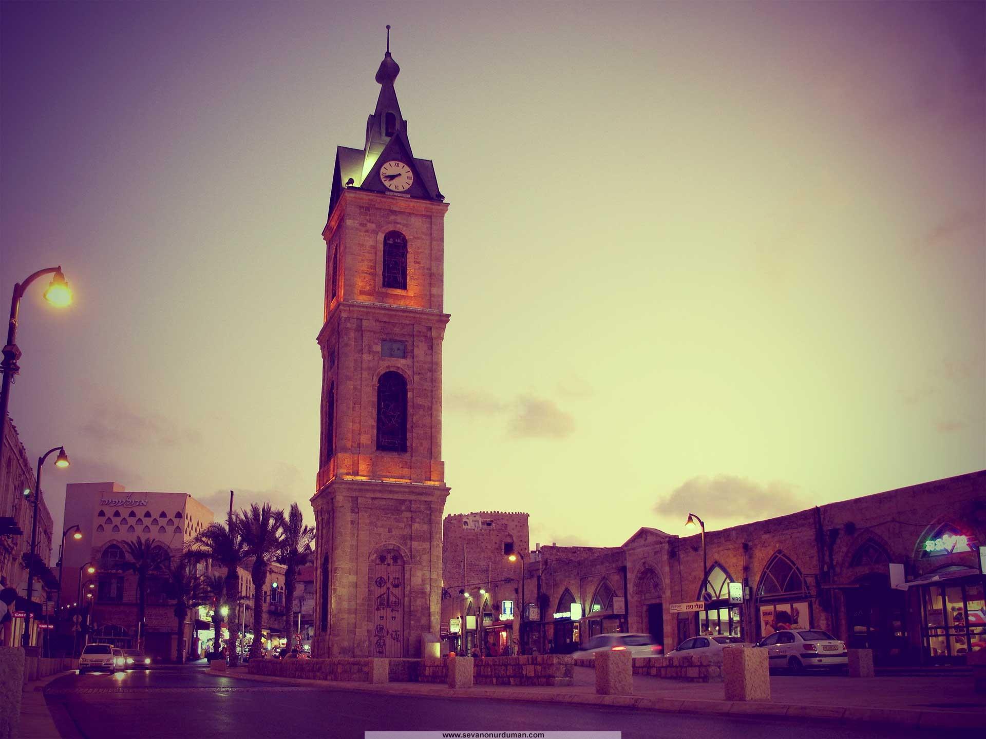Yafa Saat Kulesi