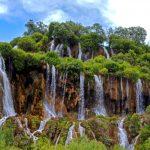 Giverlik Şelalesi ve Ekşisu: Erzincan'ın iki görülesi yeri