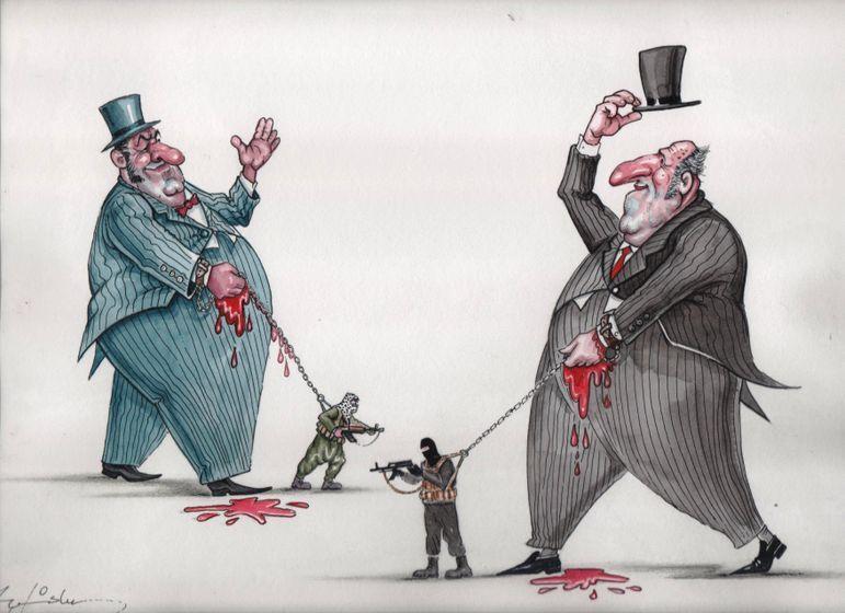 kapitalizm ve savaslar