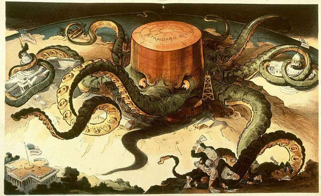 monopoli oligopoli tekelcilik vurgunculuk