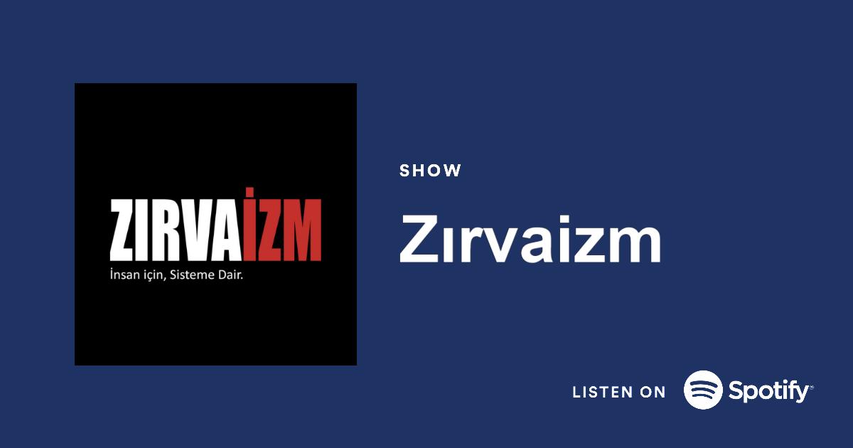 spotify promo card zirvaizm